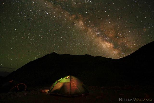 Leh Ladakh Road Trip - Camping