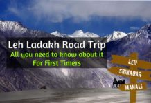 Leh Ladakh Trip Complete Travel Guide