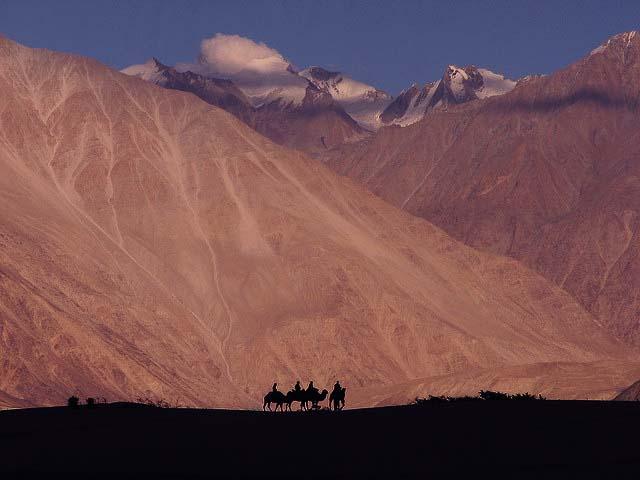 Leh Ladakh Road Trip Travel Guide - Nubra Valley