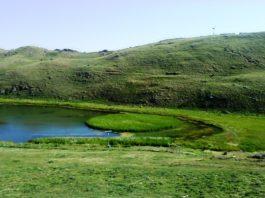 Prashar lake