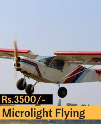 Bangalore Microlight Flying