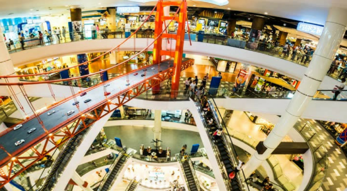 Thailand places for shopping mall