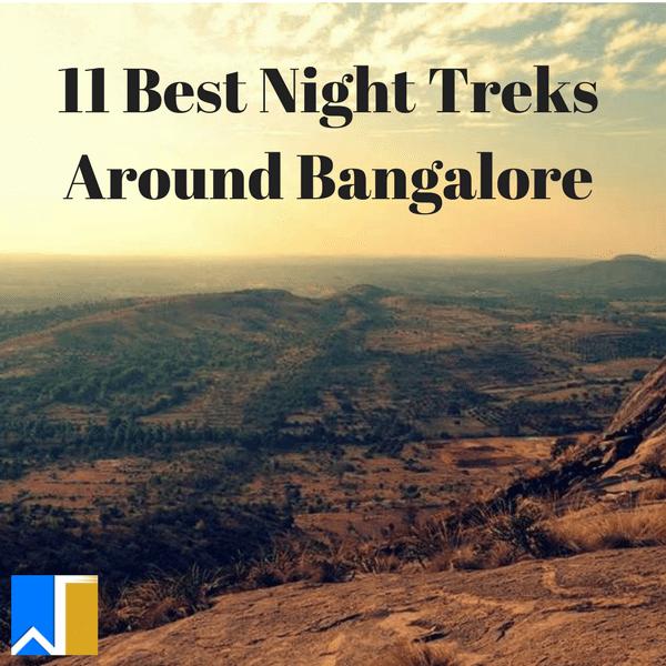 best night trek around Bangalore