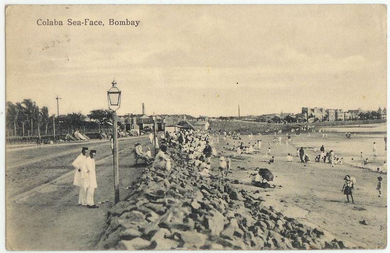 Colaba Bombay - housing