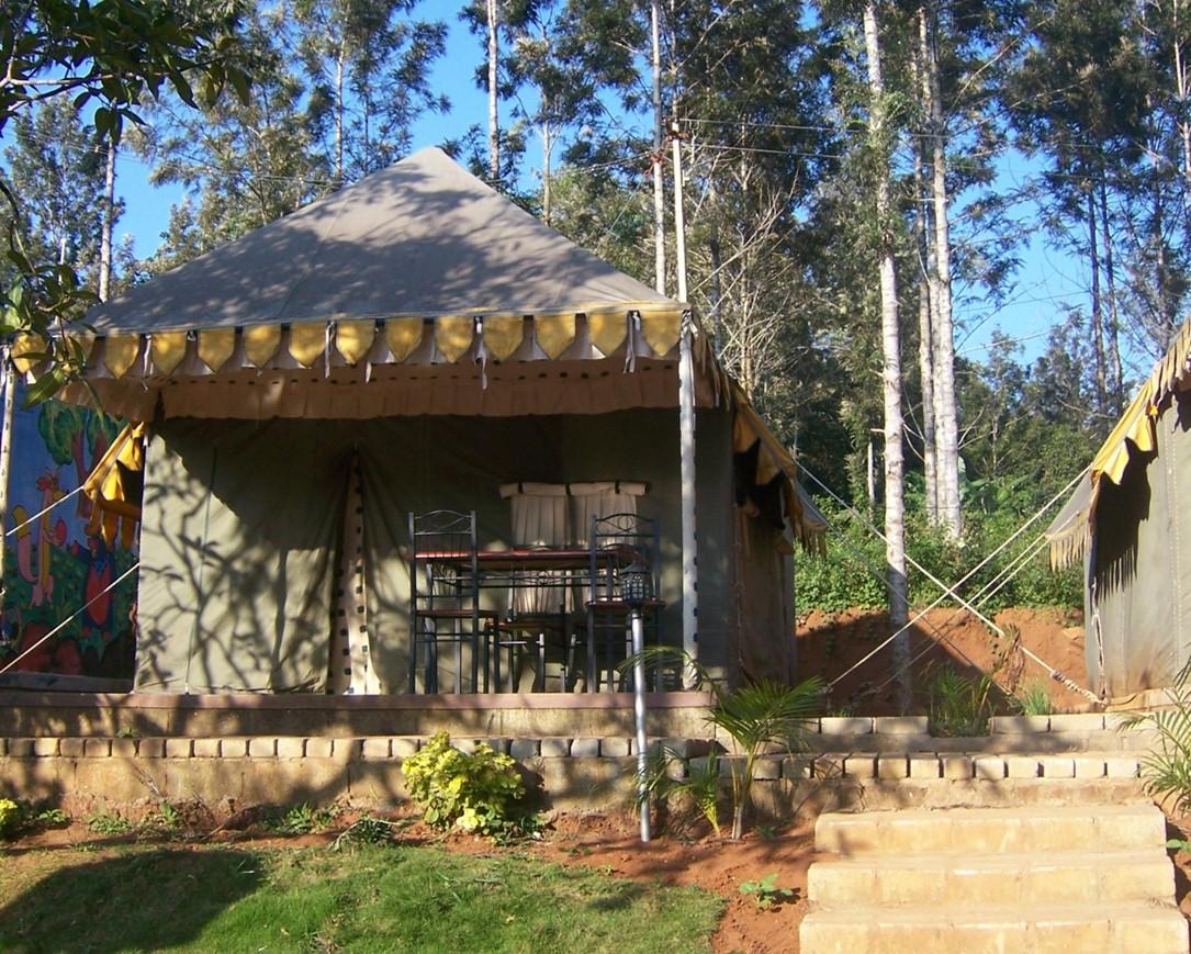 camping destinations in India - Koli Hill