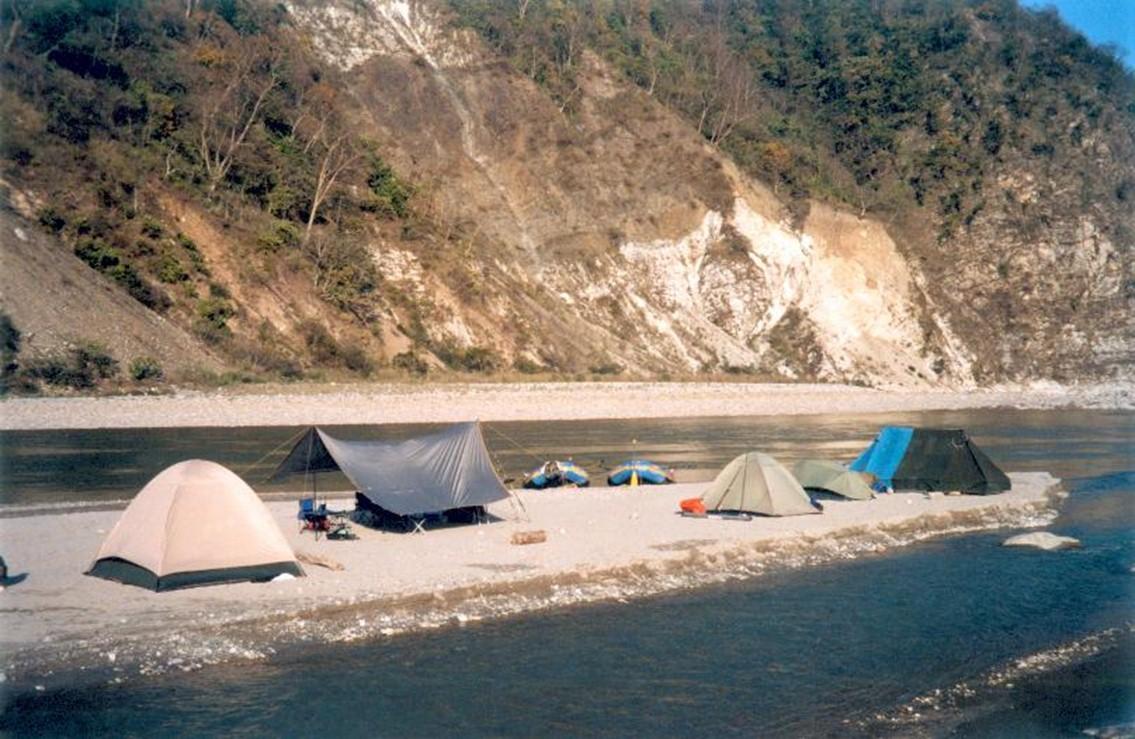 camping destinations in India - kumayon