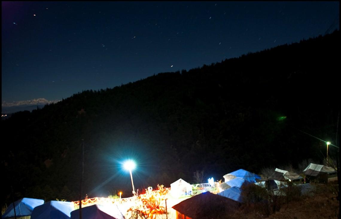 Jim Corbett camping sites