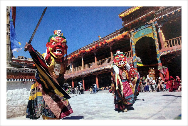 Leh Ladakh Trip Travel Guide - Festivals