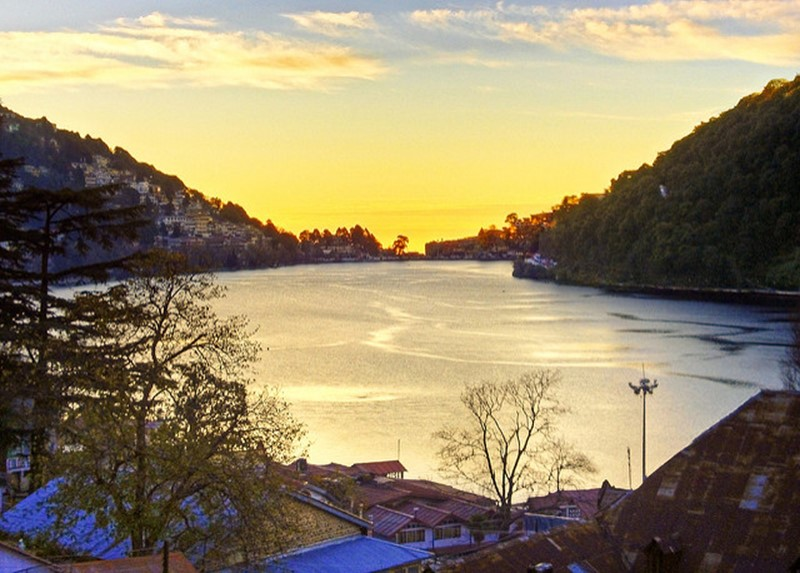 nainital lake - famous destinations in India and foreign look-alikes