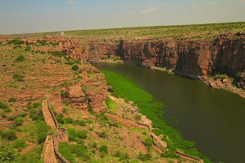 gandikota - famous destinations in India and foreign look-alikes