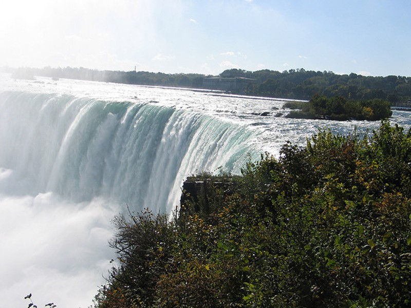niagara - famous destinations in India and foreign look-alikes