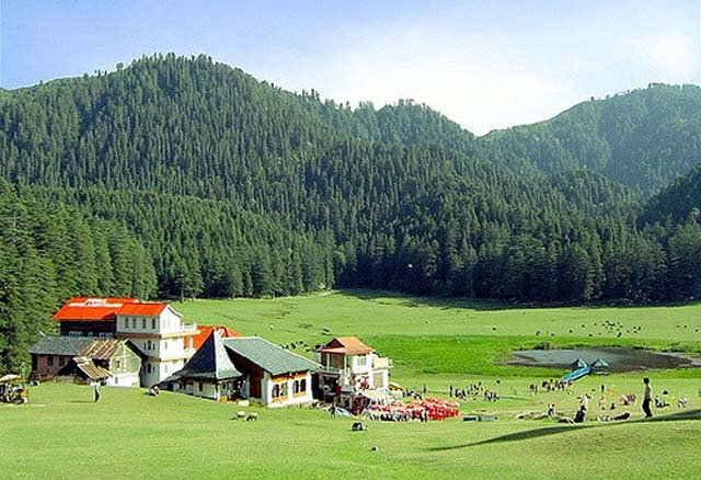 khajjiar - famous destinations in India and foreign look-alikes