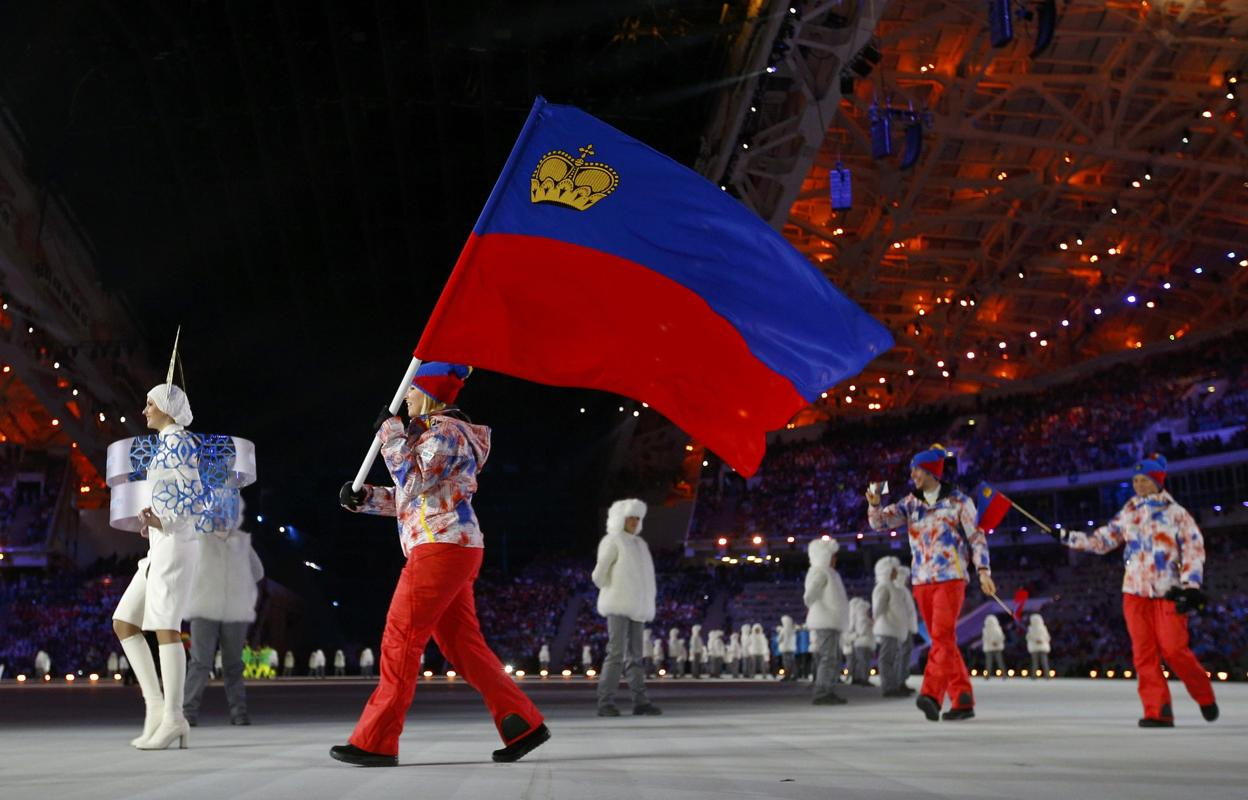 liechtenstein olympics facts