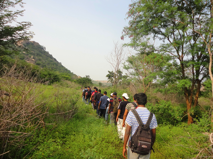 One Day Treks from Hyderabad